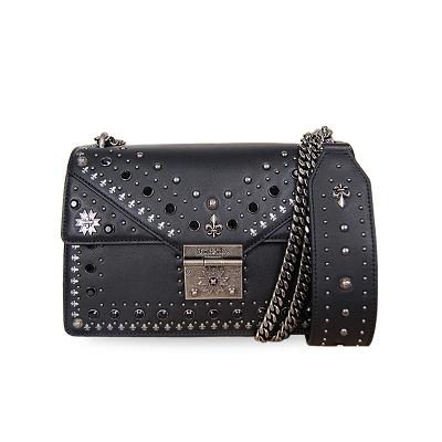 rock star cross bag black